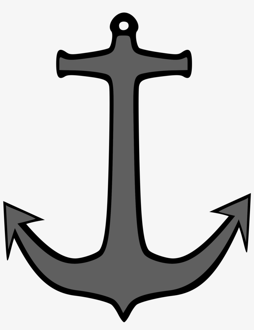 Cross Clipart Anchor.