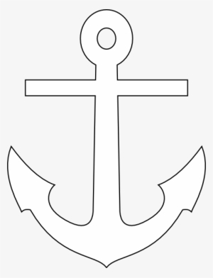 Anchor bay outline clipart clipart images gallery for free.