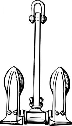 Anchor Chain Clip Art, Vector Anchor Chain.