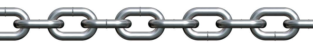 Straight Chain Clipart.