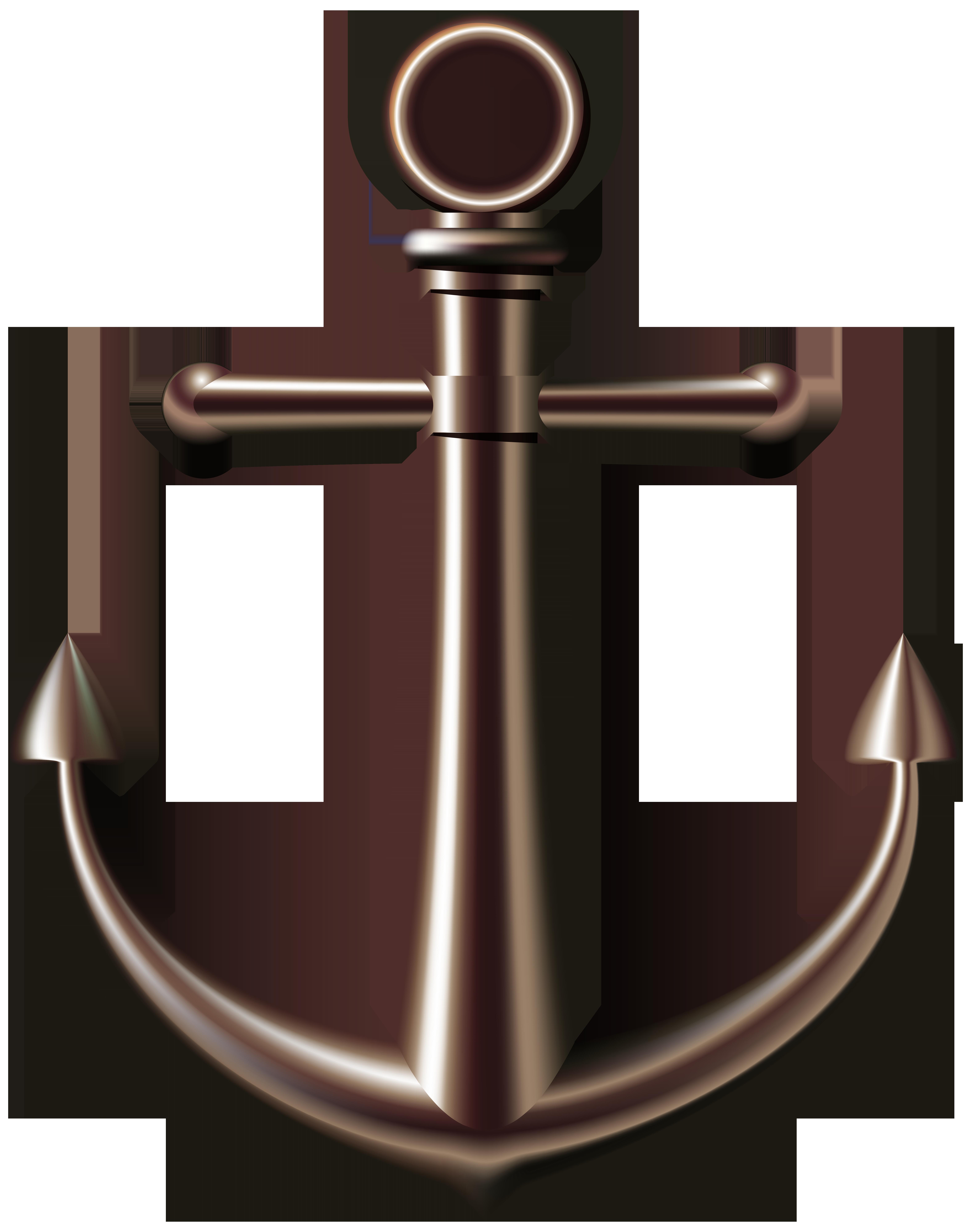 Anchor PNG Clip Art.