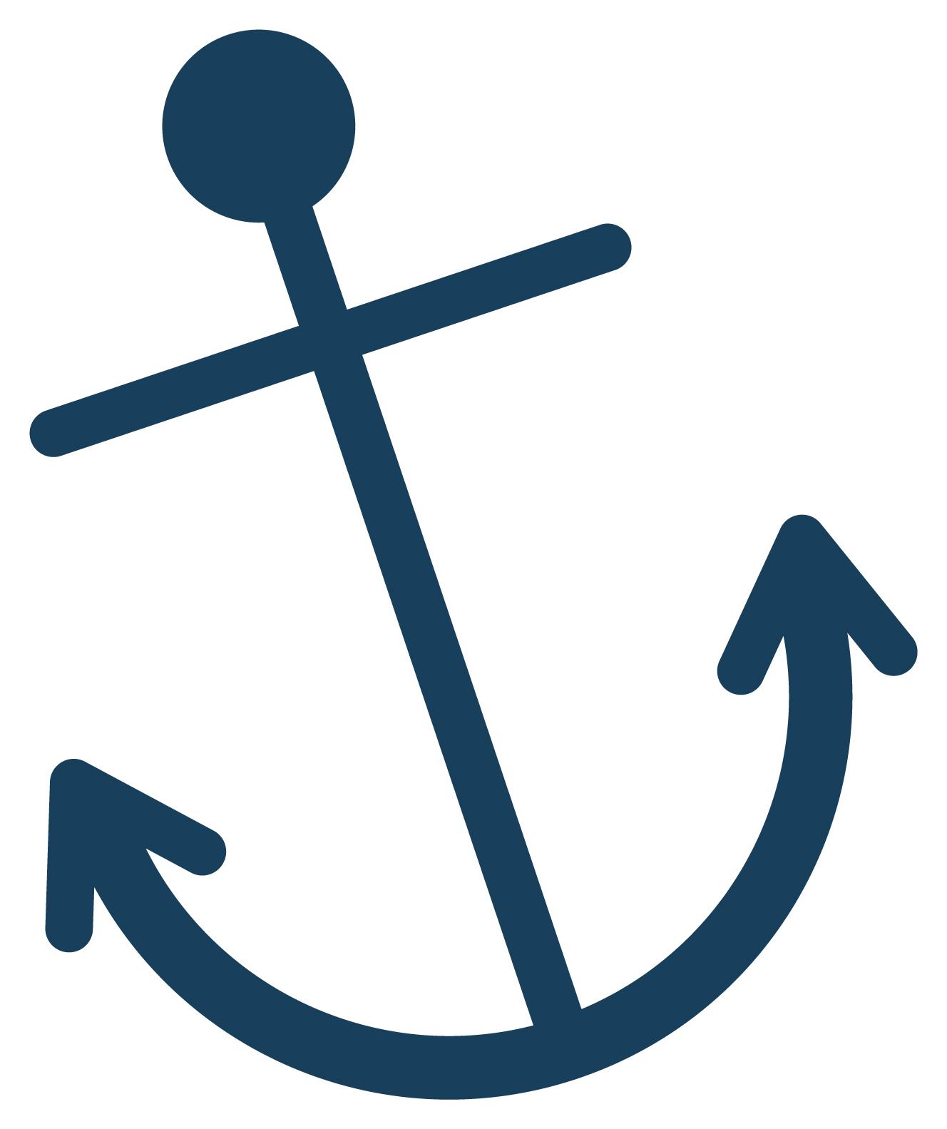 Navy Anchor Clipart.