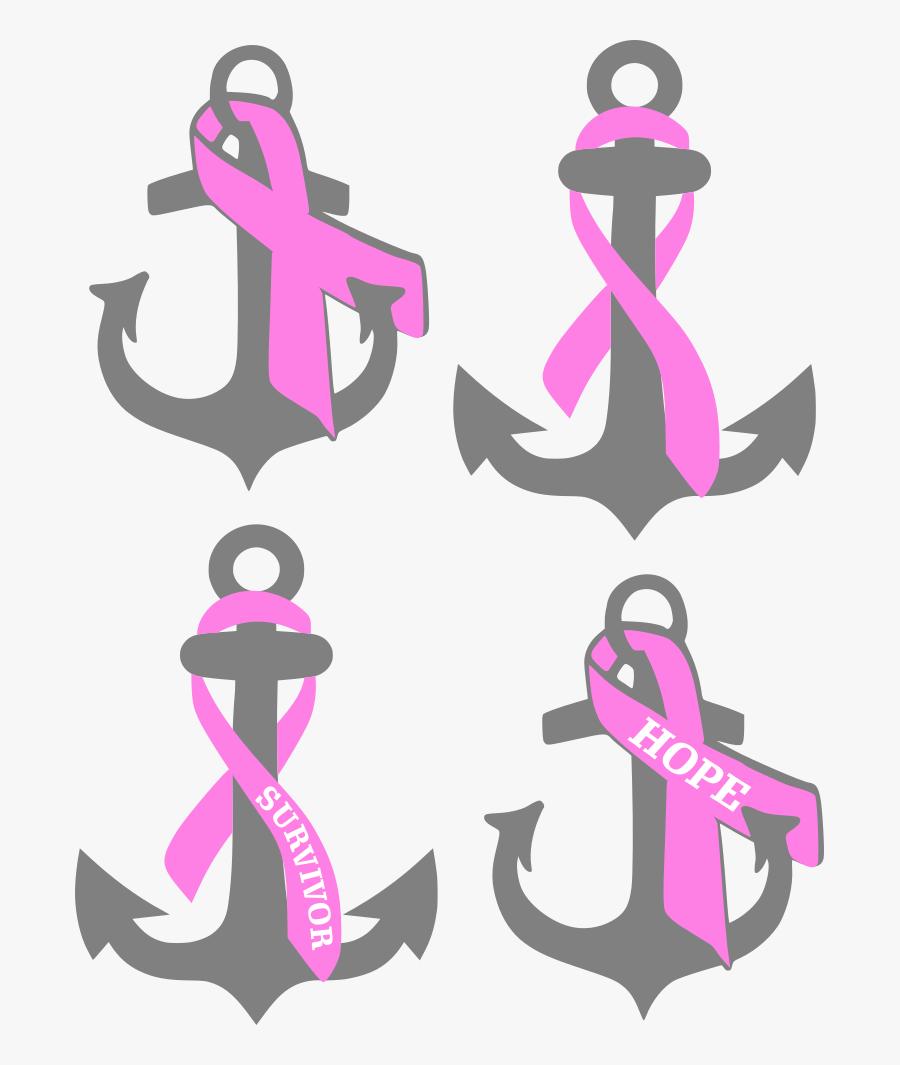 Clip Art Awareness Ribbon Cut File.
