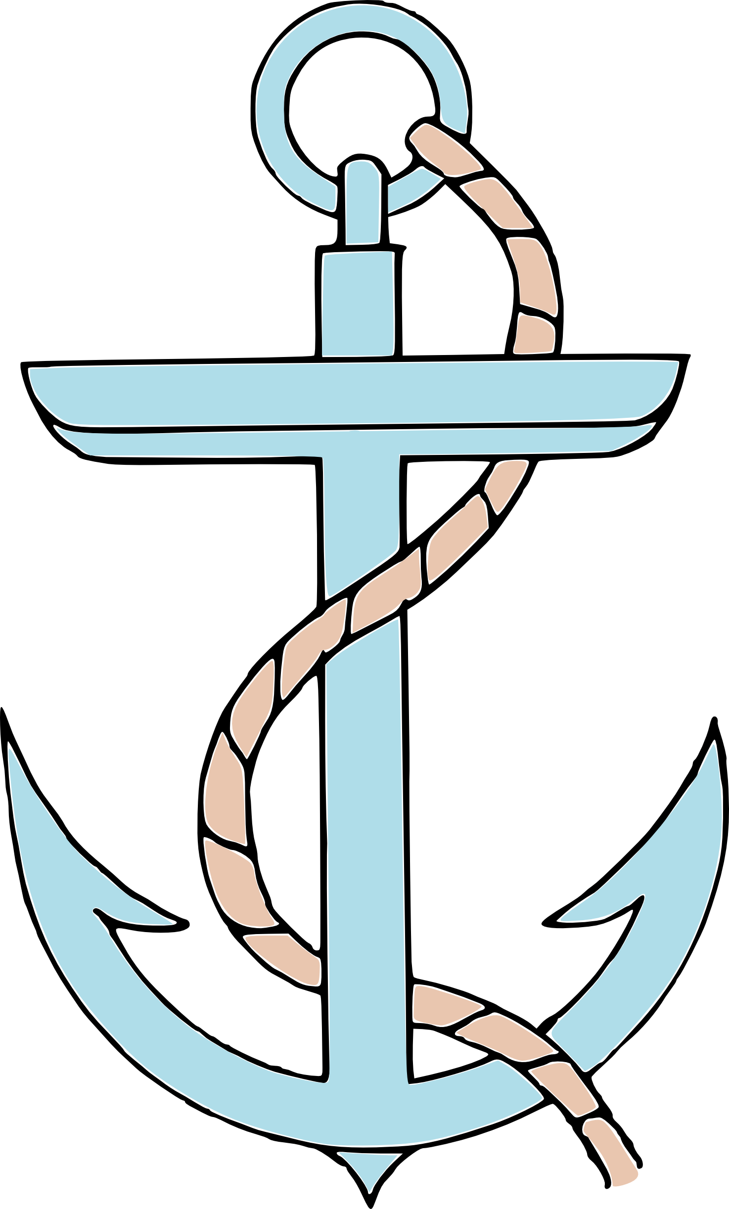 Anchor Clip Art Free.