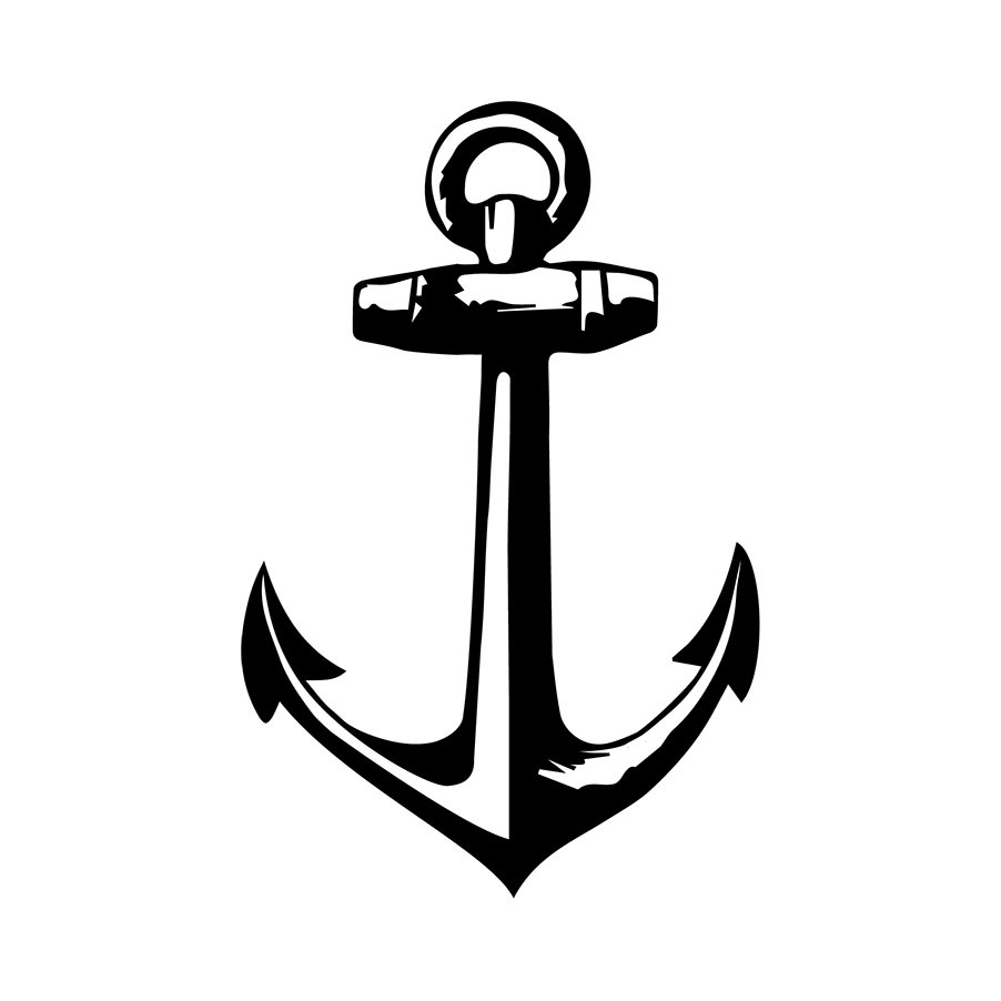 Pix For Nautical Drawing Anchor.