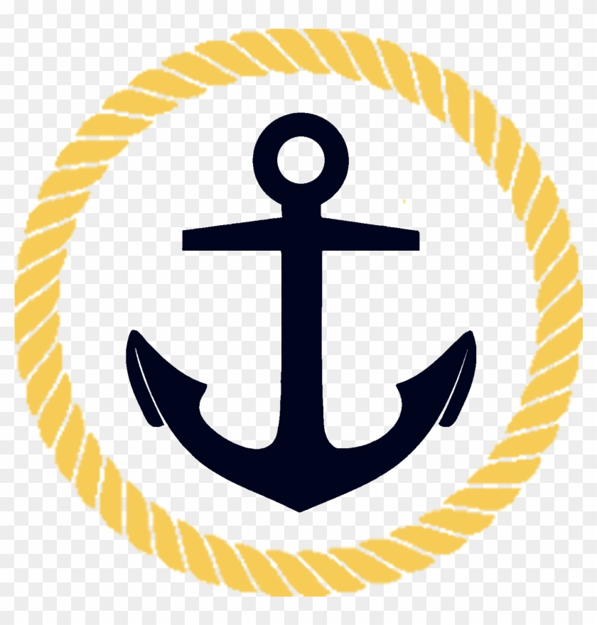 Cute Anchor Png.