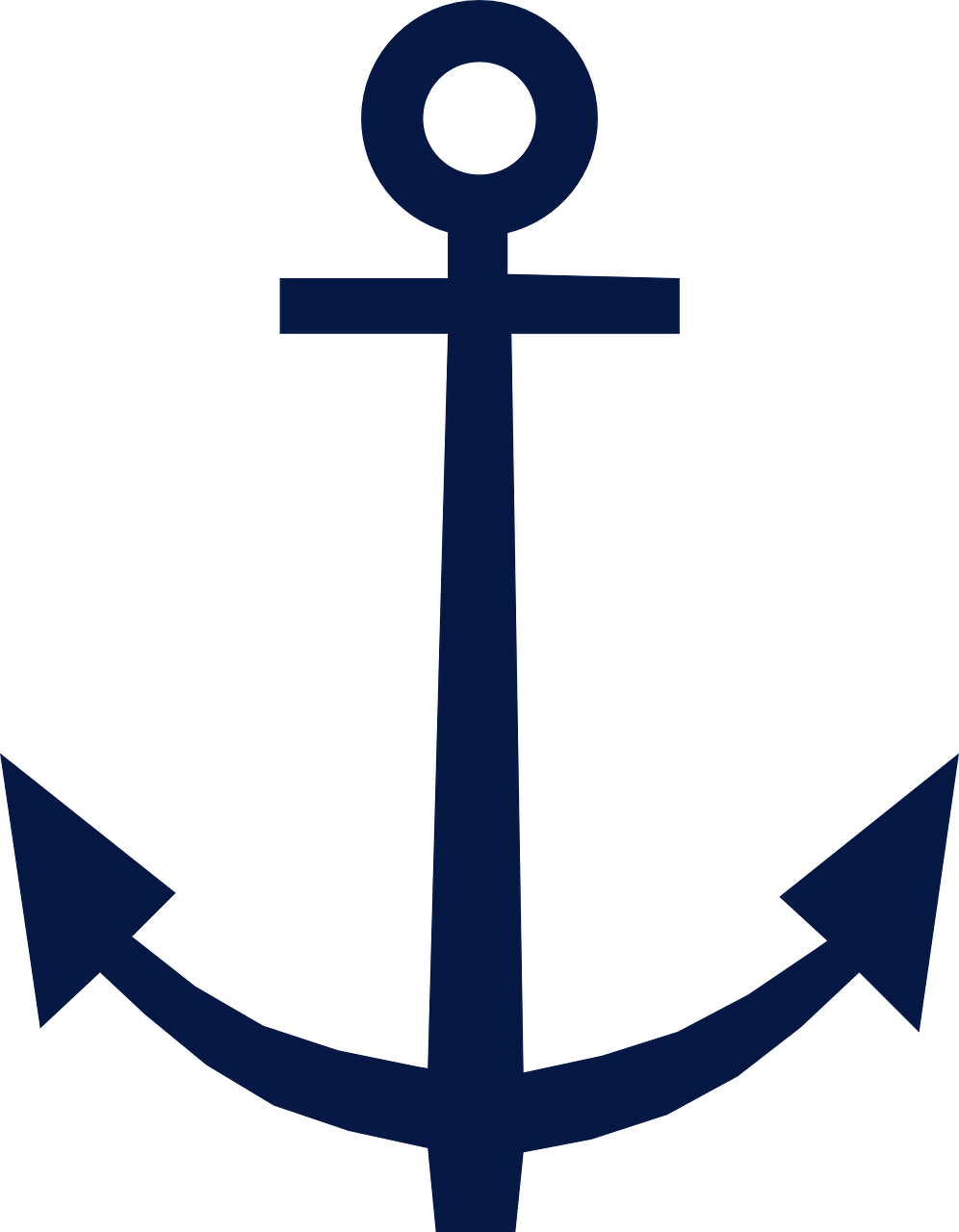 Anchor,blue,symbol,design,nautical.