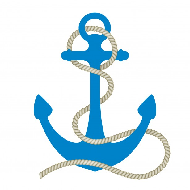 Anchor Clipart Free Stock Photo.