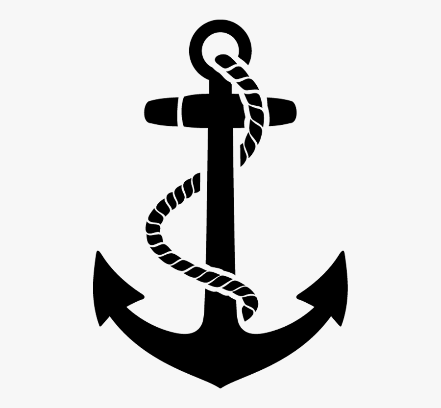 Anker Png Pluspng Anchor Stencil.