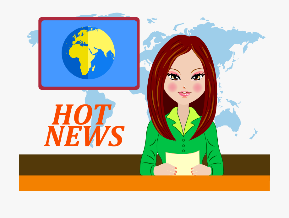 News Clipart Television News.