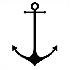 Free Simple Anchor Cliparts, Download Free Clip Art, Free Clip Art.