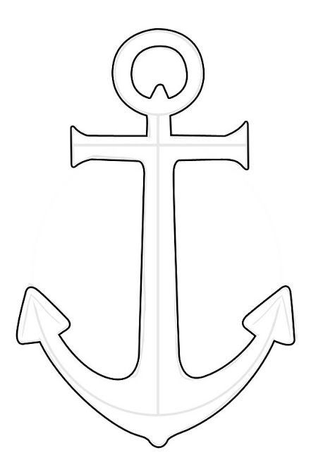 Draw an Anchor.