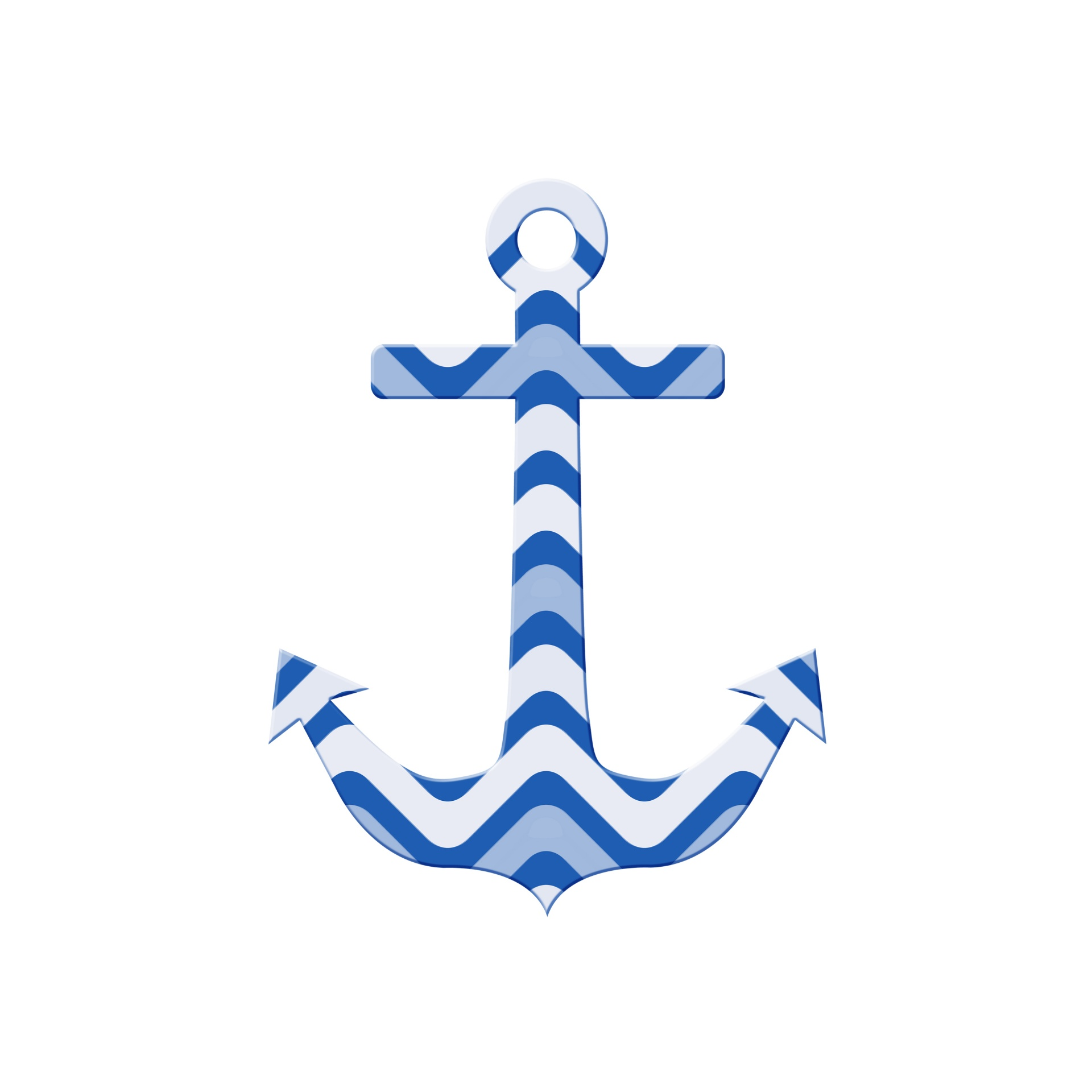 Anchor,clipart,clip art,pattern,wavy.