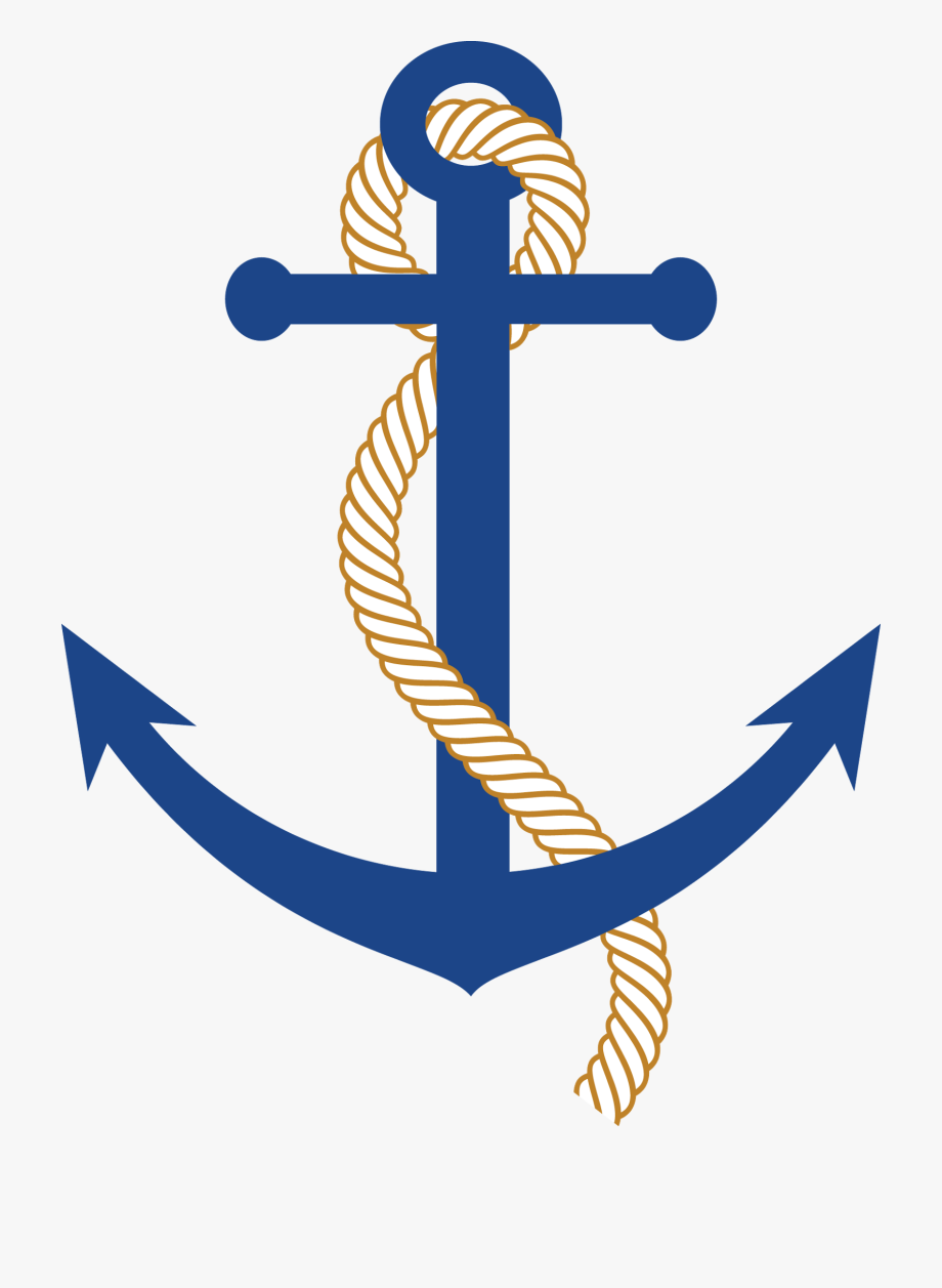 Nautical Anchor Clipart Png , Transparent Cartoon, Free.