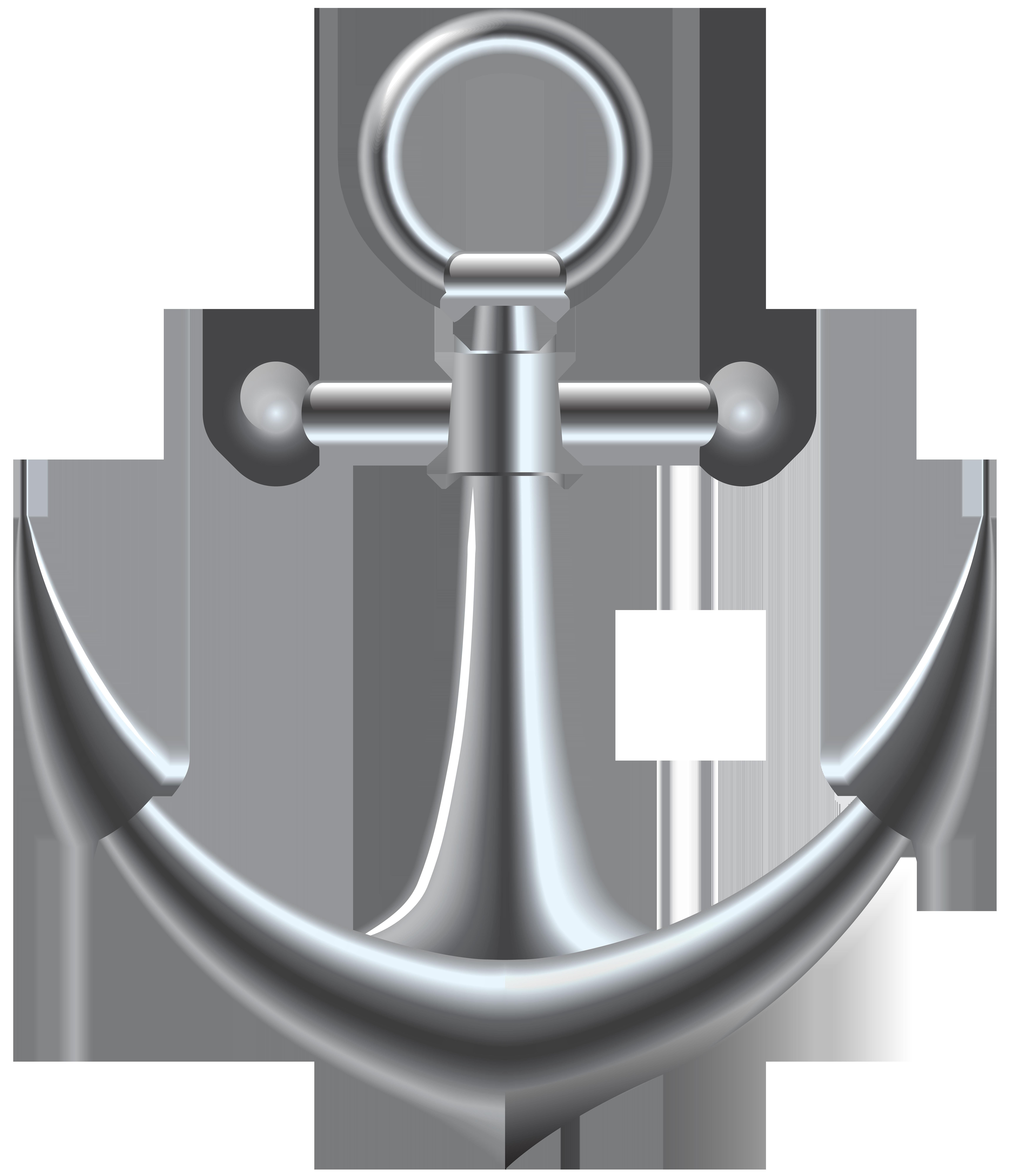 Anchor PNG Clip Art Image.
