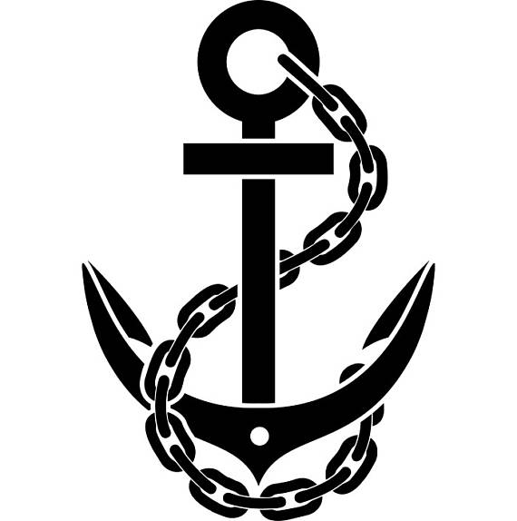 Anchor Vector Png (103+ images in Collection) Page 3.