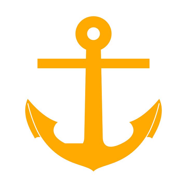 Anchor Design Symbol.