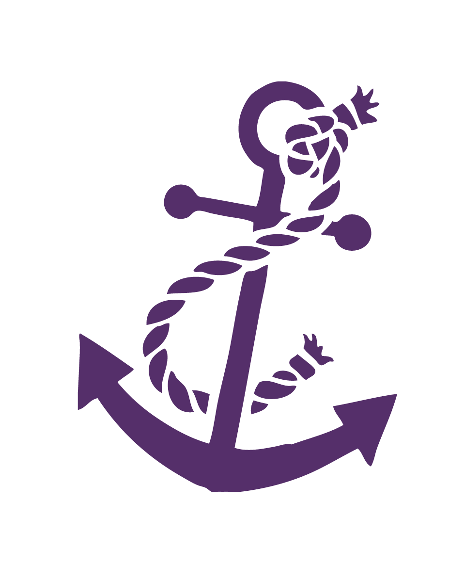 Anchor Vinyl Decal.