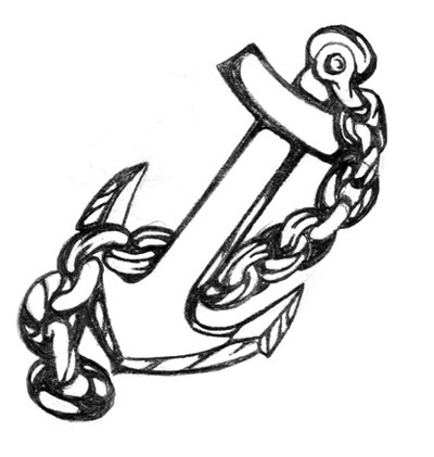Free Anchor And Chain Tattoo, Download Free Clip Art, Free.
