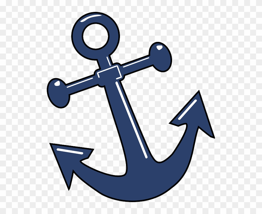 Download Free png Sailor Anchor Clip Art.