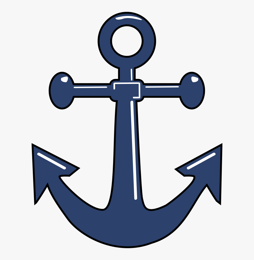 Anchor Clip Art, HD Png Download.