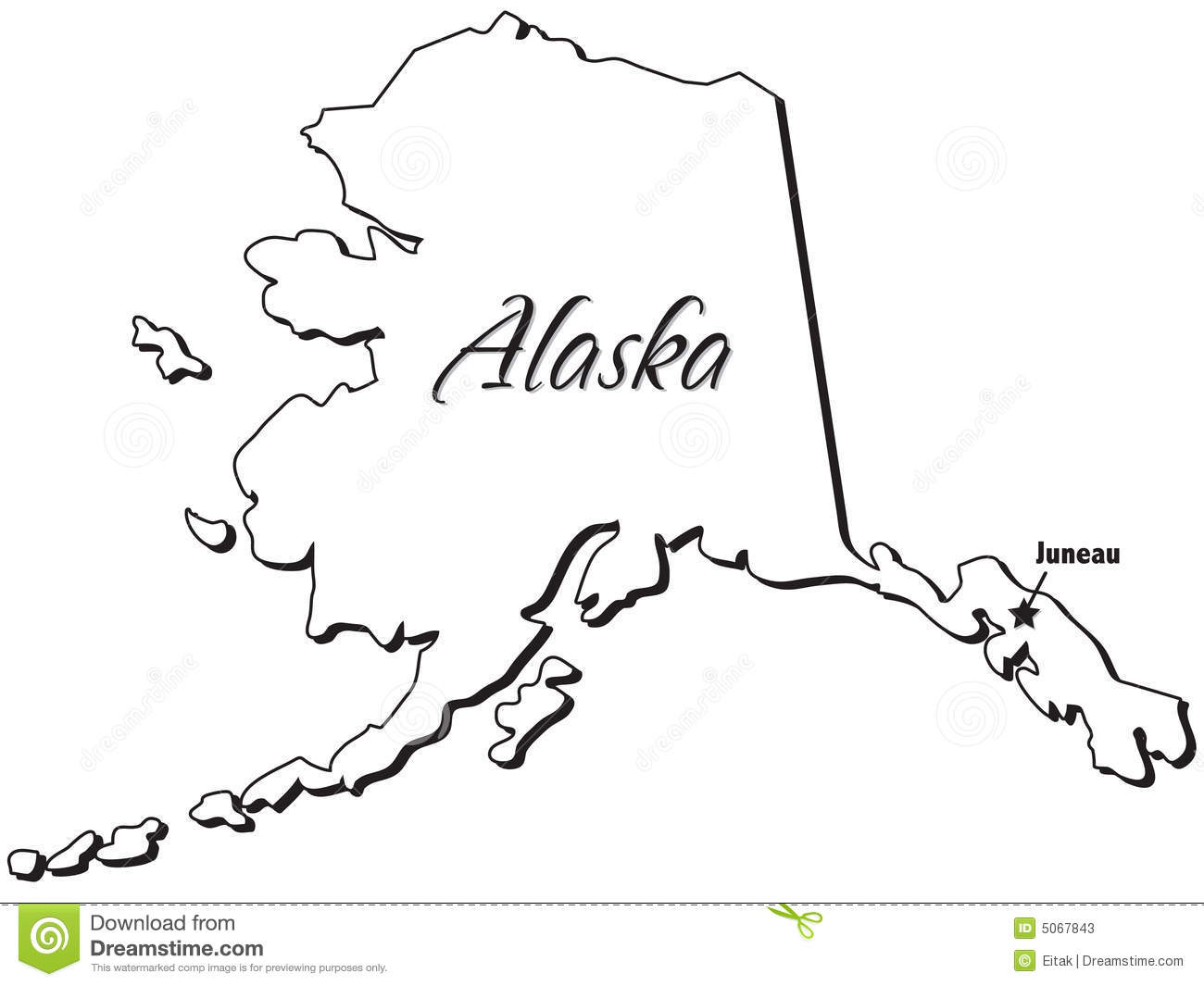Alaska clipart sketch, Alaska sketch Transparent FREE for.