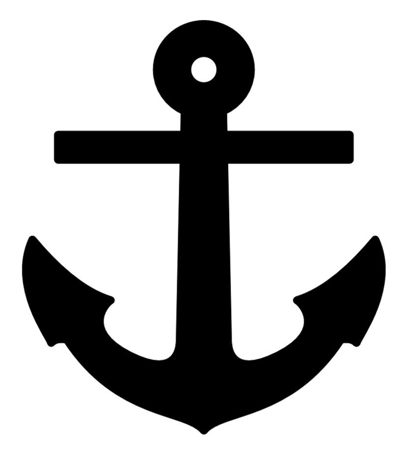Anchor clipart basic, Anchor basic Transparent FREE for.