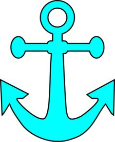clipart of anchors.