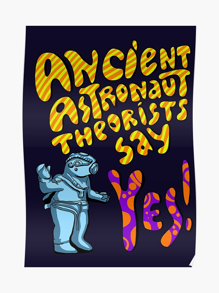 Ancient Aliens, Ancient astronaut.