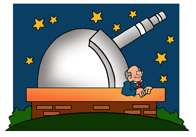 Space Science Clipart.