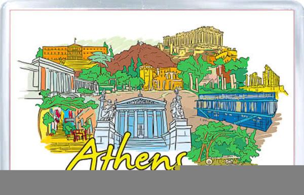 Ancient Athens Clipart.