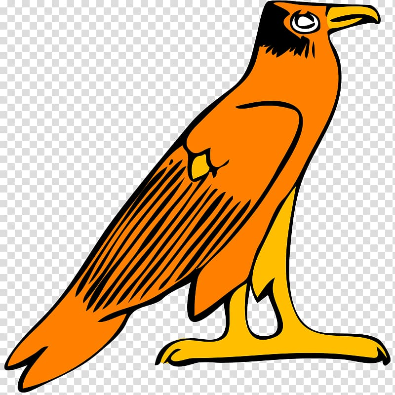 Falcon , ancient transparent background PNG clipart.