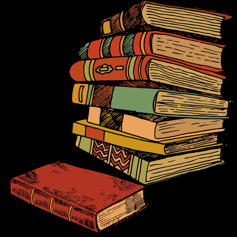 Paper Book Illustration.