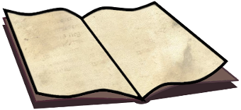 Ancient Books Clipart.