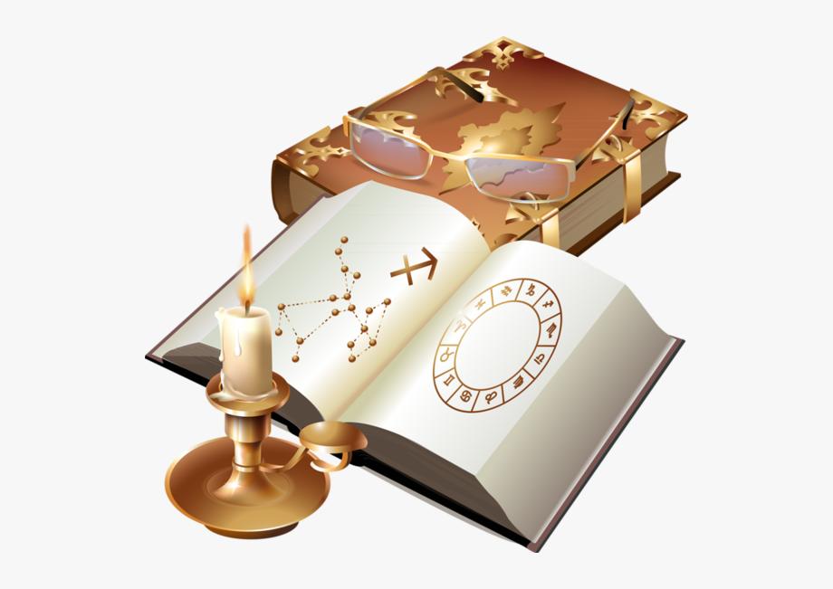 Book Clip Art, Book Art, Magic Book, Ark, Decoupage.