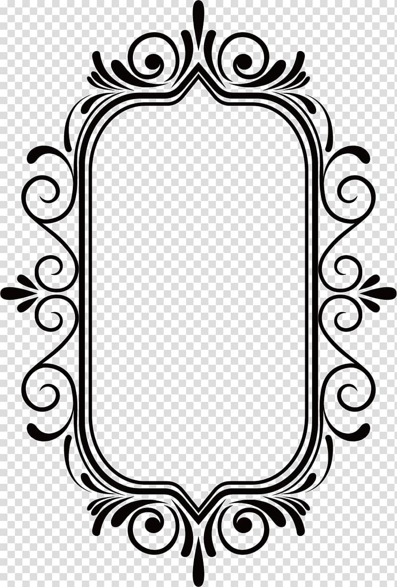 Black frame , frame, Ancient black border classic frame.