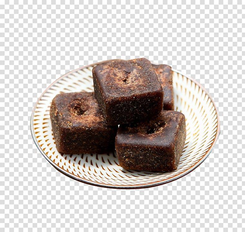 Yunnan Chocolate brownie Ginger tea Parkin Brown sugar, The.
