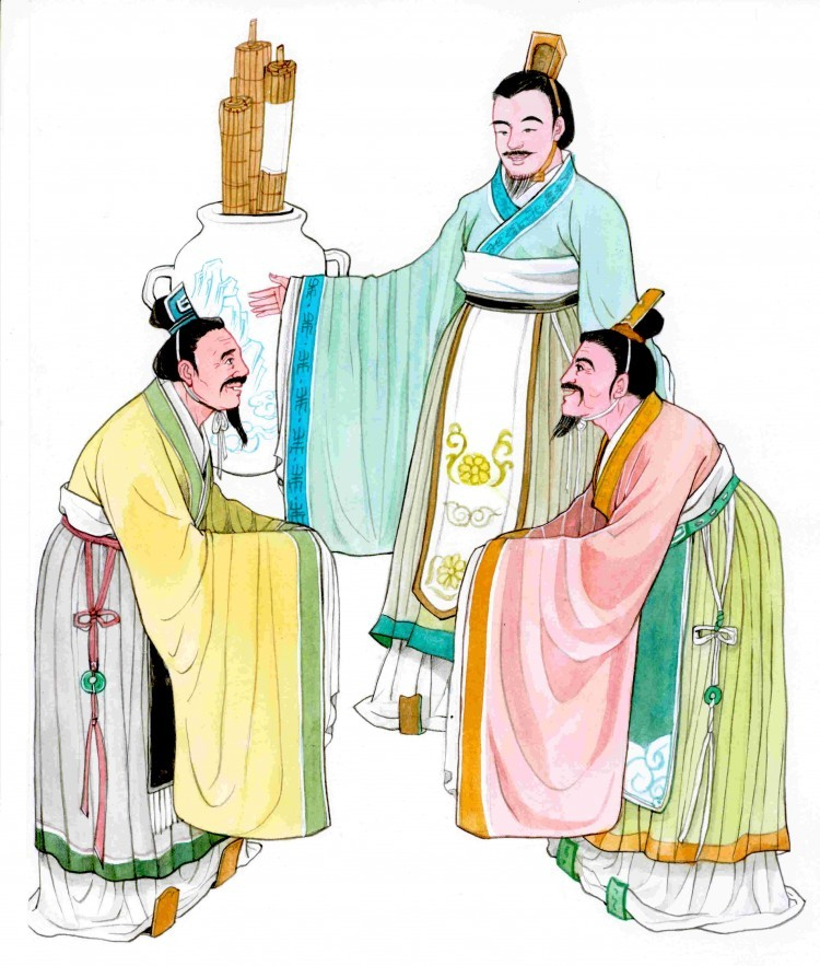 Stories from Ancient China: King Wen of the Zhou Kingdom.
