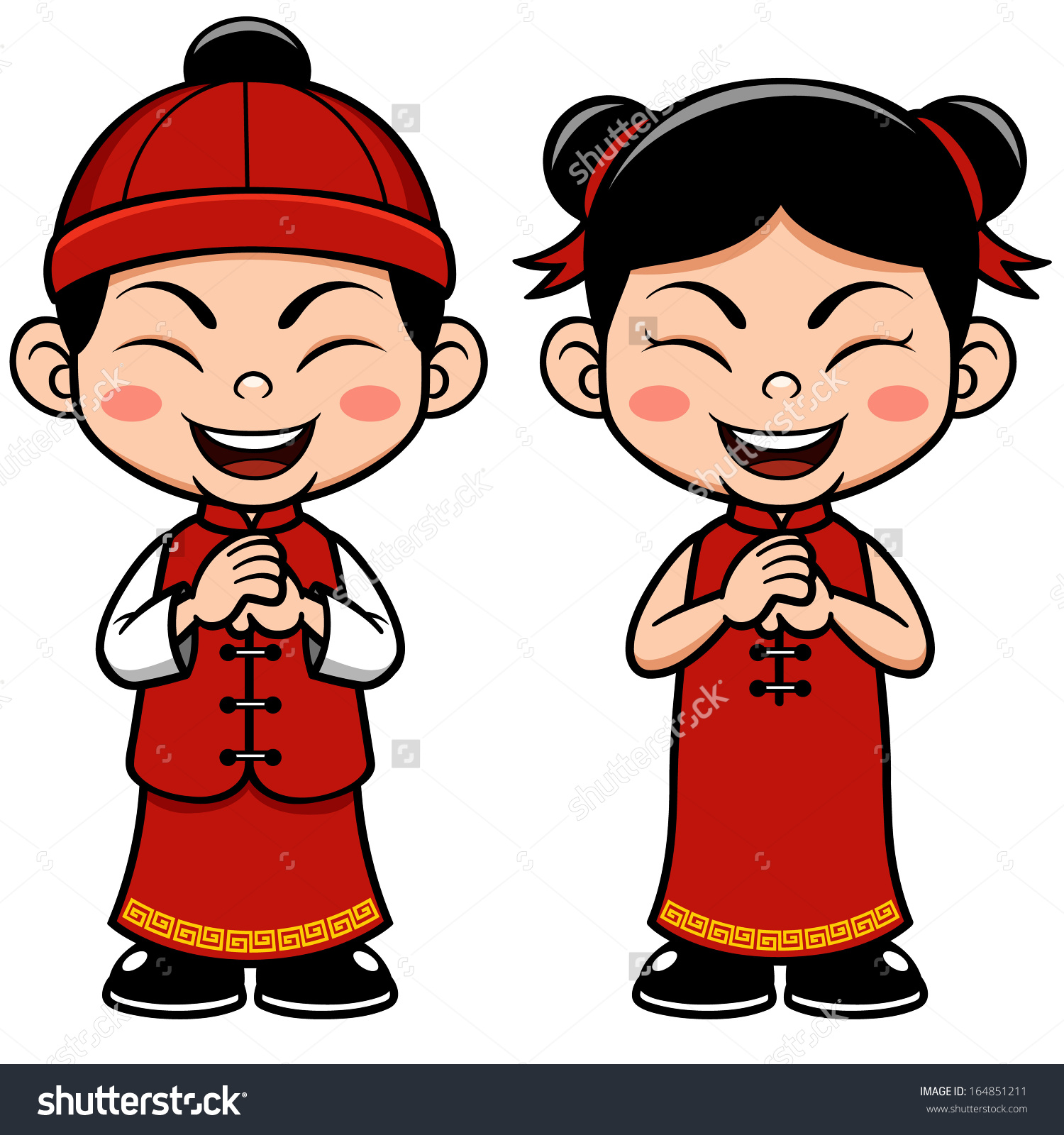 9411 Chinese free clipart.