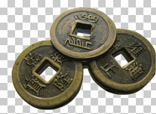 33 ancient Chinese Coinage PNG cliparts for free download.