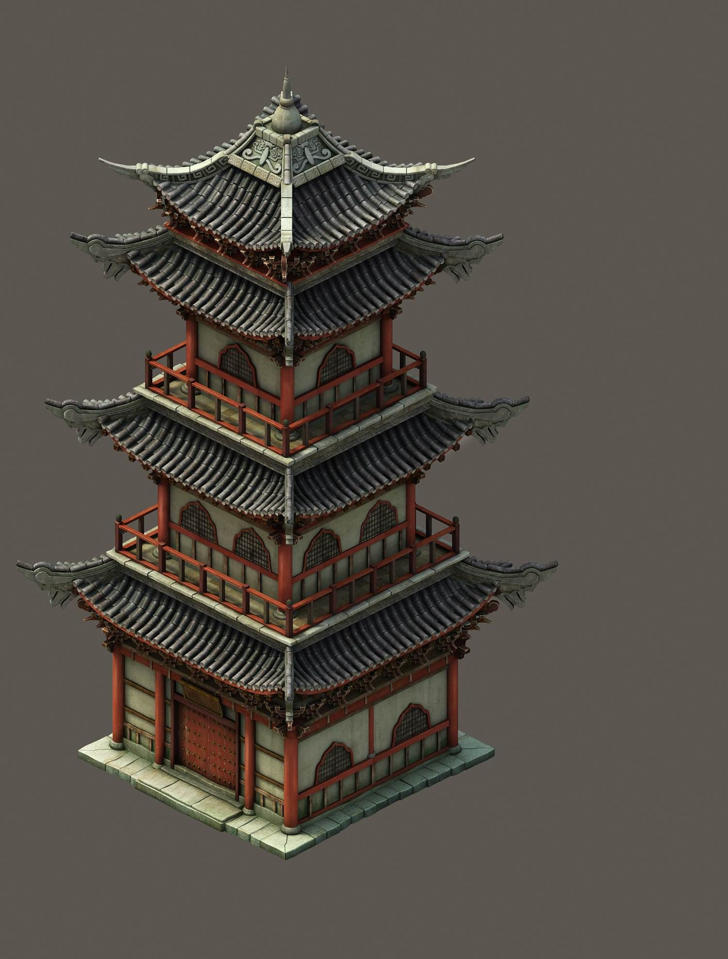 Chinese ancient tower #Chinese, #ancient, #tower in 2019.