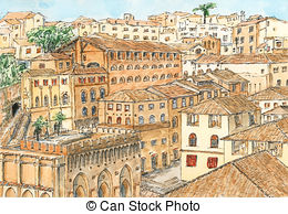 Ancient city Illustrations and Clipart. 15,324 Ancient city.