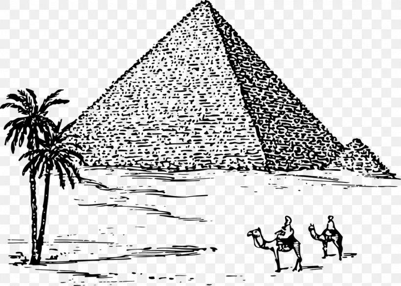 Great Pyramid Of Giza Egyptian Pyramids Ancient Egypt Clip.