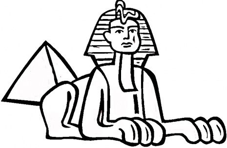 Free Egyptian Clip Art Black And White, Download Free Clip.