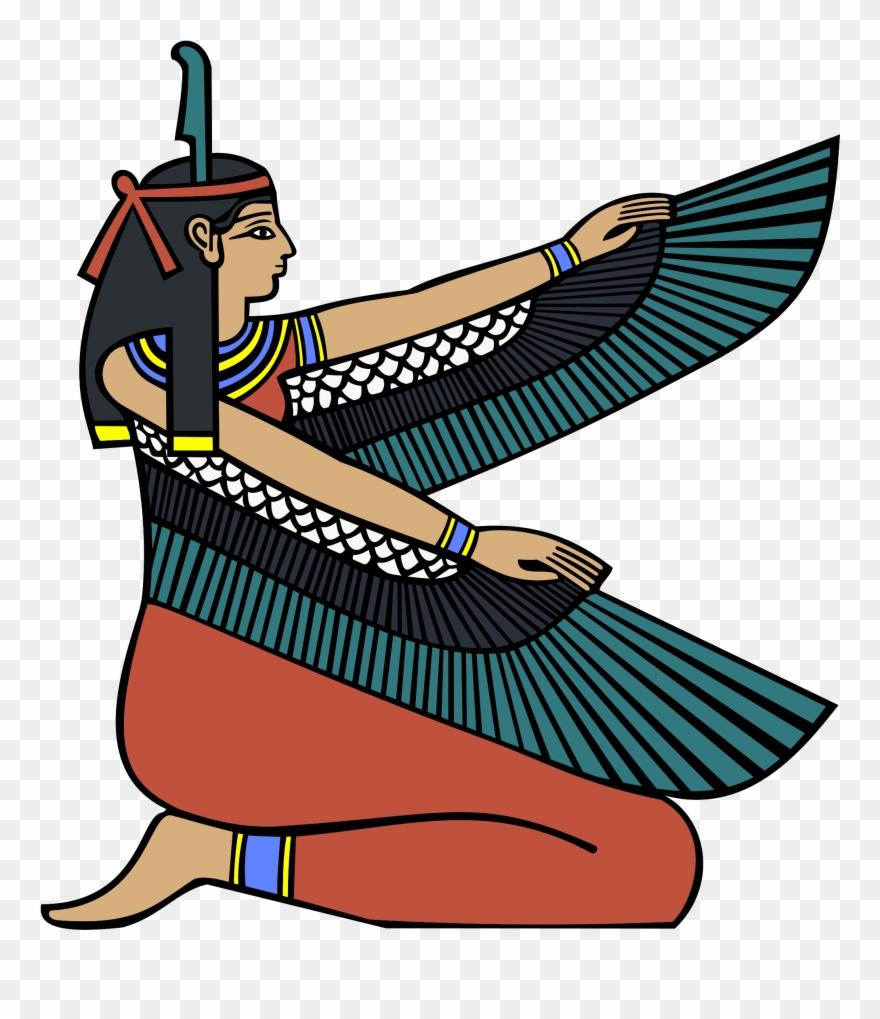 Egypt Clipart Egyptian God.