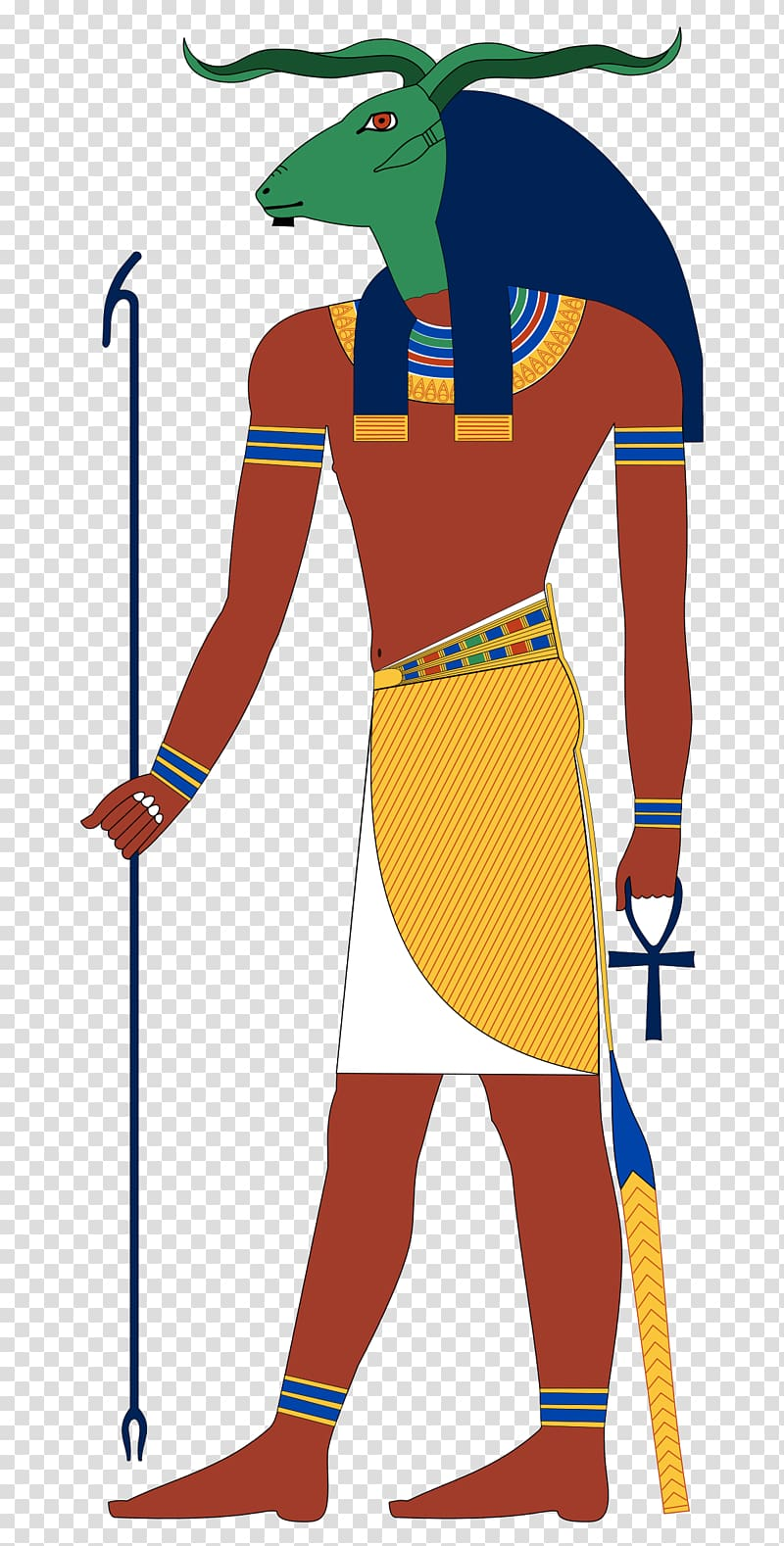 Nile Ancient Egyptian religion Khnum Deity, Egyptian Gods.