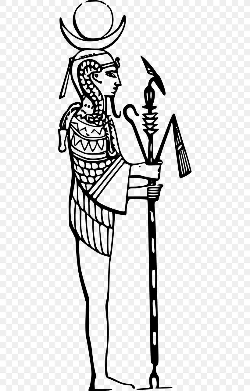 Ancient Egypt Amen God Clip Art, PNG, 640x1280px, Egypt.