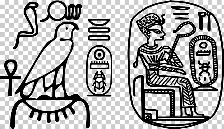 Ancient Egypt Egyptian hieroglyphs Karnak, egpt PNG clipart.