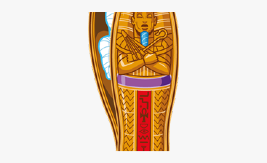 Ancient Egypt Mummy Cartoon , Transparent Cartoon, Free.