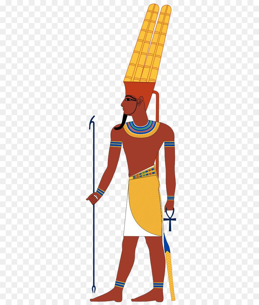 egyptian nobleman clipart Ancient Egyptian religion Karnak.